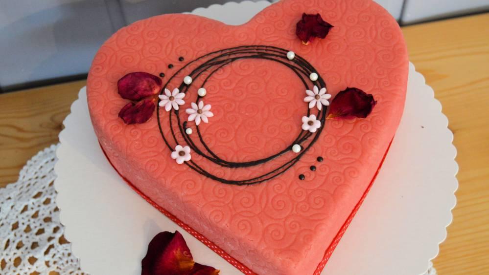 Schokoladen - Rotwein - Kuchen