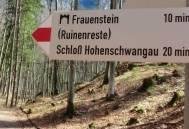 Etappe Pflach - Hohenschwangau - Füssen