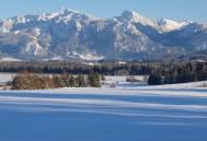 Dreimaederlhaus Skitourengehen