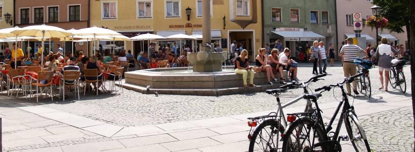 Ob Genussradler, Rennradfahrer oder E-Biker - bei uns kommen alle auf ihre Kosten