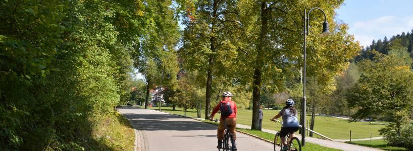 Radrunde Allgäu: Urlaubsspaß auf dem Fahrrad