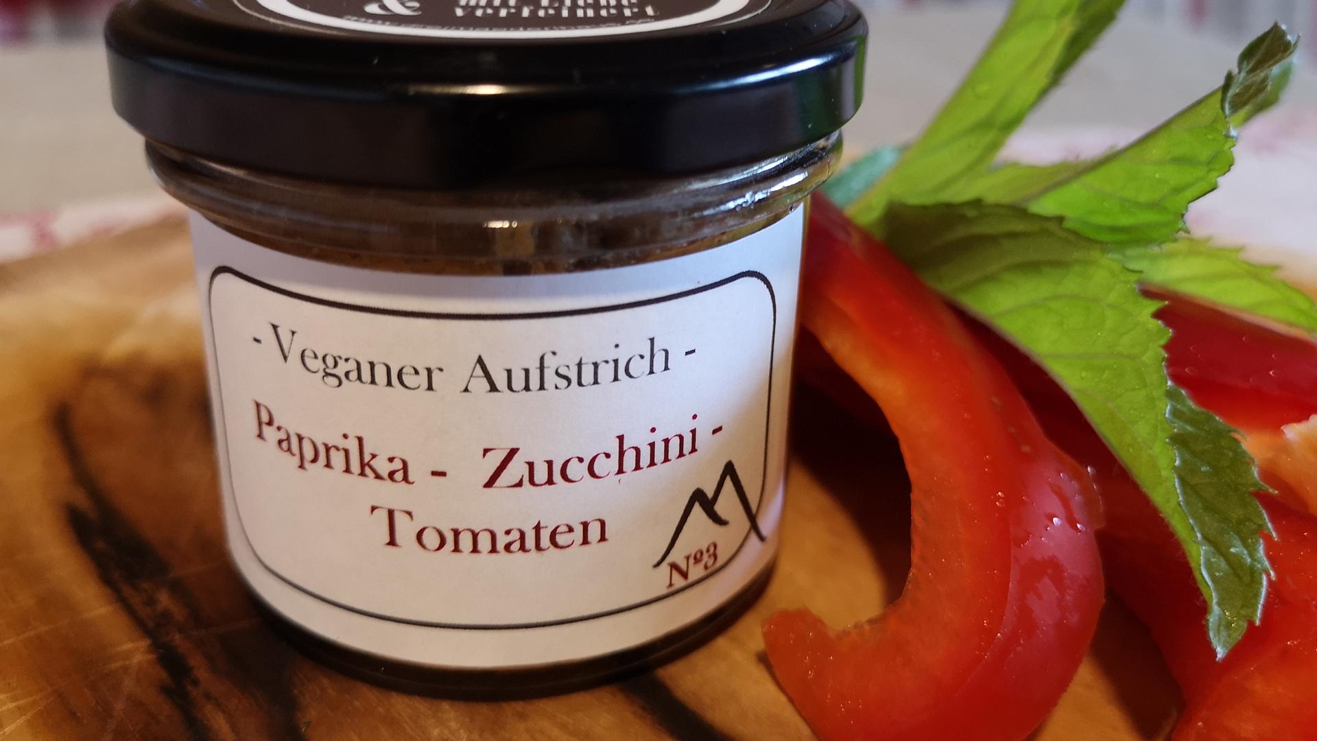 Paprika-Zucchini-Tomaten N°3 - 100gr
