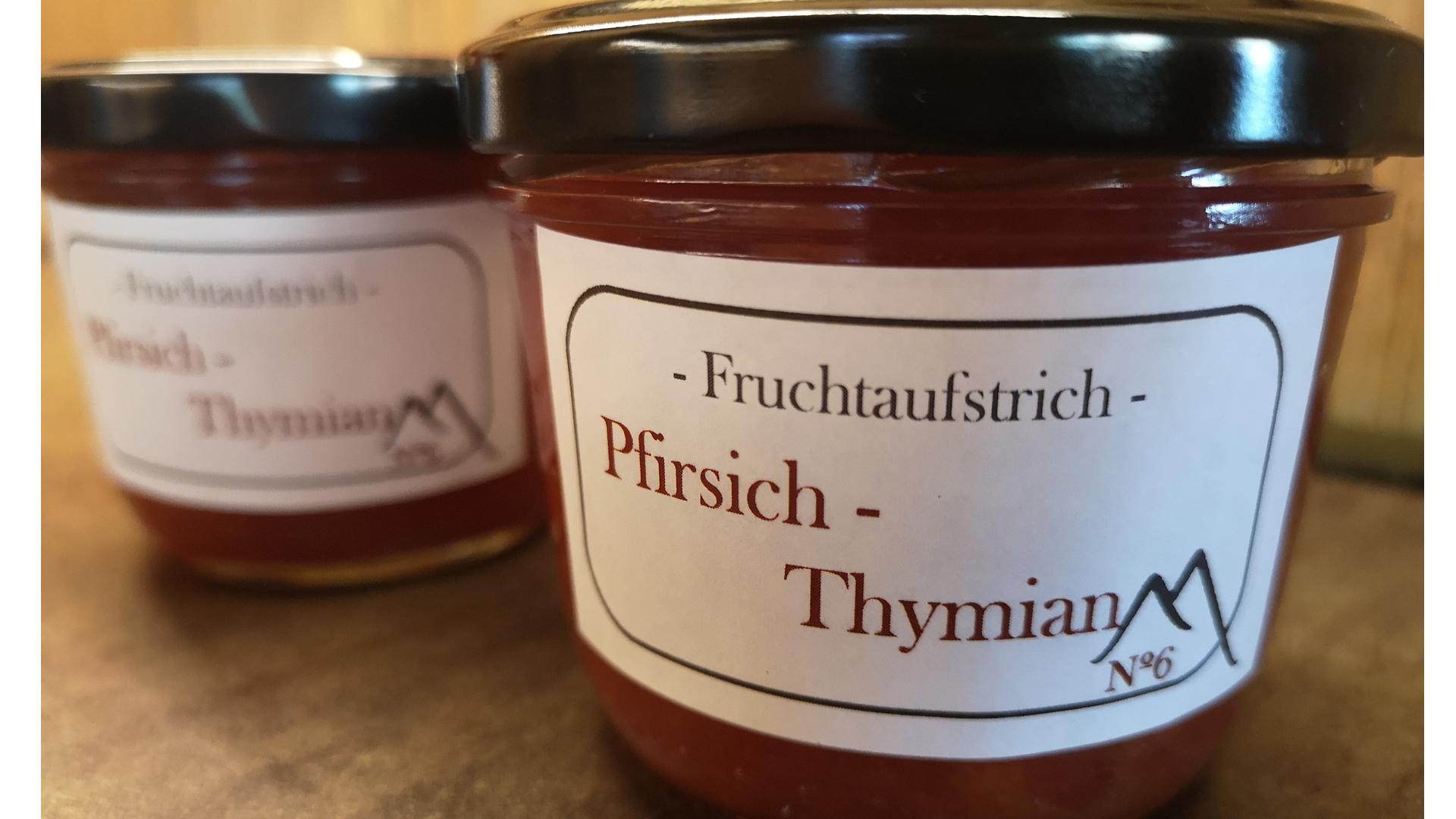Pfirsich-Thymian N°6