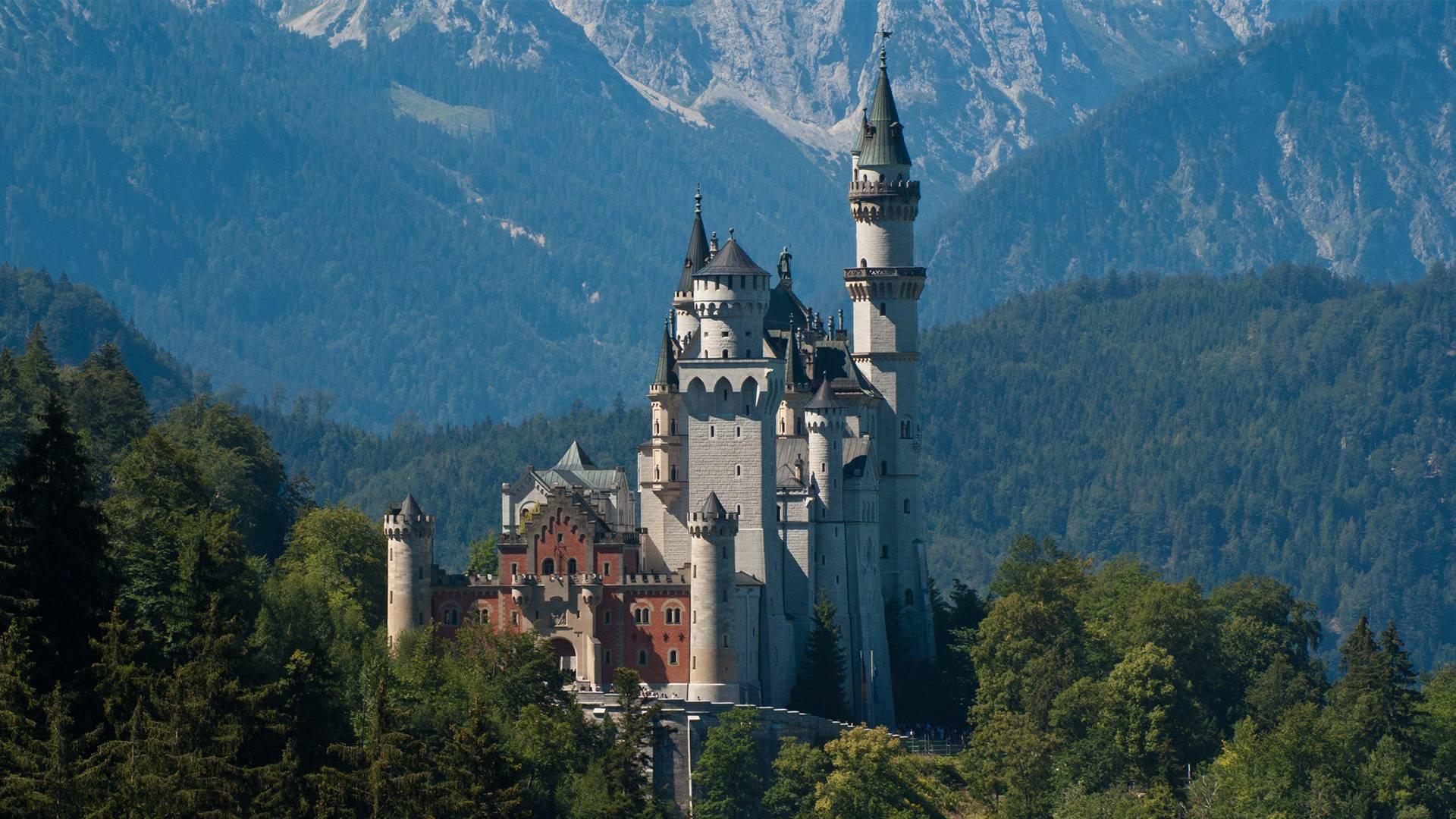 Schloss Neuschwanstein Blog