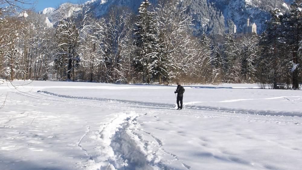 Skitour auf die Alpspitze