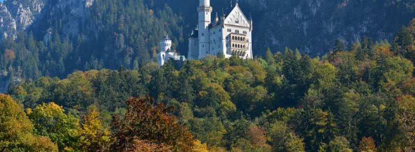 Die ca. 16,9 Kilometer lange königliche Waldwanderung