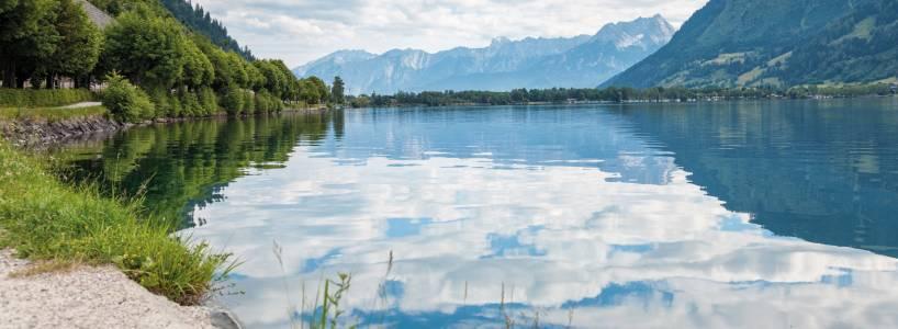 In die Tiroler Bergwelt an den wunderschönen Vilsalpsee