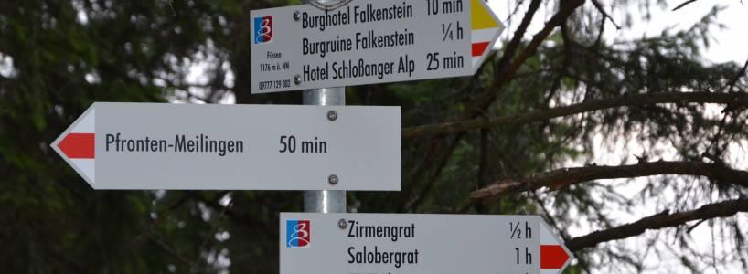 Mit dem E-Bike zur Burgruine Falkenstein